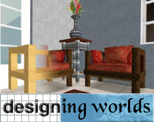 Goodbye Meta Makeover - hello Designing Worlds